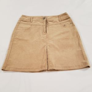 Street One corduroy skirt. Size 8